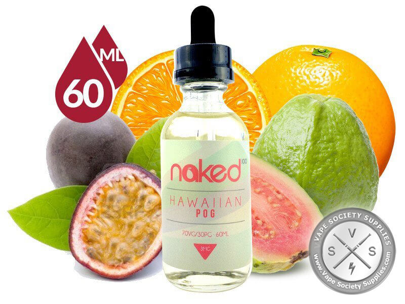 Naked 100 - cleaner and natural tasting e-juice   KC Smokz