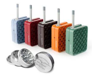 Butane Portable Vaporizers – A unique system | KC Smokz- The
